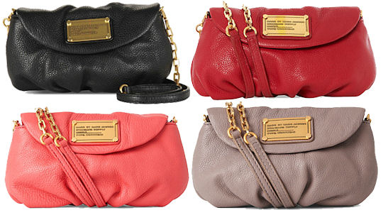 Marc By Marc Jacobs Classic Q Karlie Shoulder Bag 108
