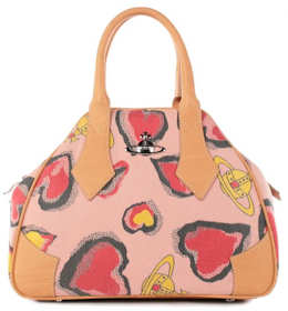 Vivienne Westwood Secret Heart Bag in Pink