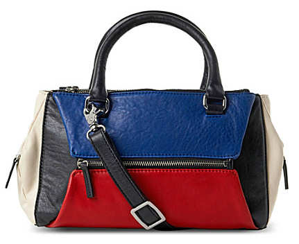 DKNY Geometric Satchel