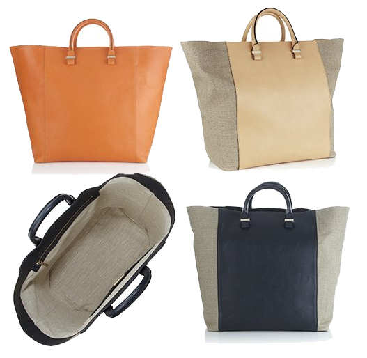 Victoria Beckham Shopping Bag