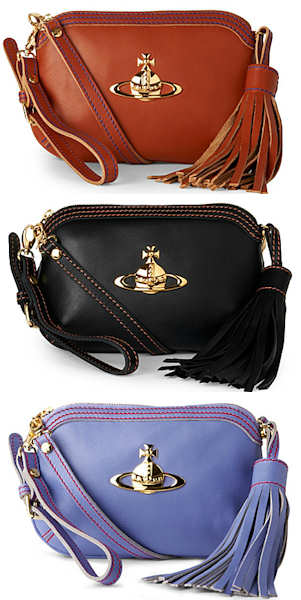 Vivienne Westwood Dolce Vita Cross Body Bag