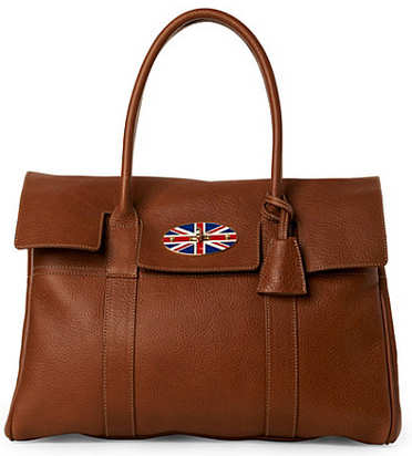 Mulberry Bayswater Union Jack Bag
