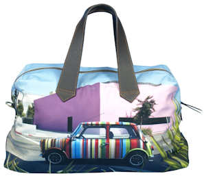 Paul Smith Mini Cooper Holdall