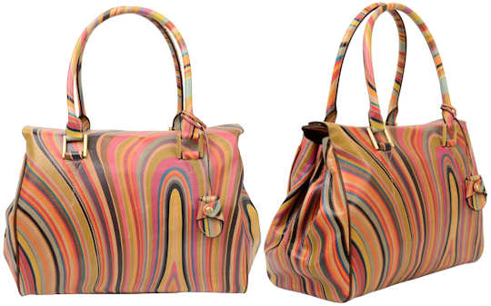 Paul Smith Swirl Globe Bag