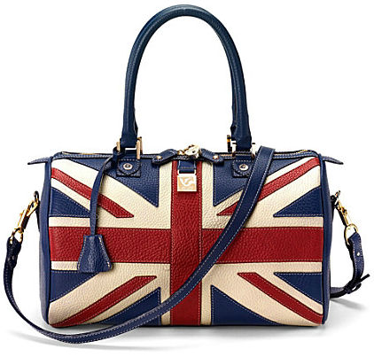 Aspinal Brit Boston Bag