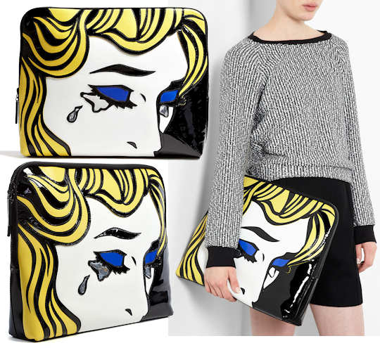 3.1 Phillip Lim The Break Up Pop Art Clutch