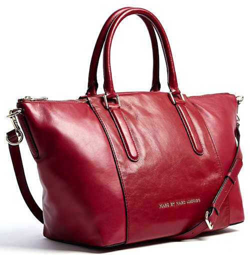 Marc by Marc Jacobs Burg Boxer Large Bag