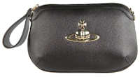 Vivienne Westwood Divina Bag in Black