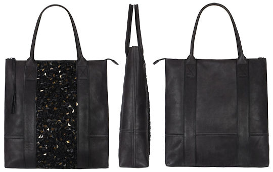All Saints Bolshevik Tote Bag