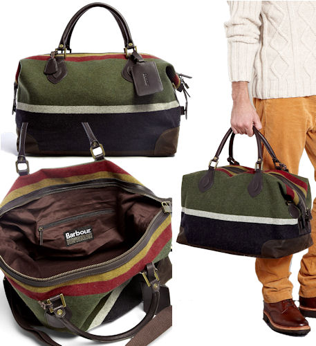 Barbour Explorer Travel Bag
