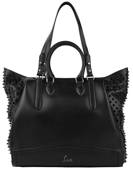 Christian Louboutin Justine Spiked Shopper