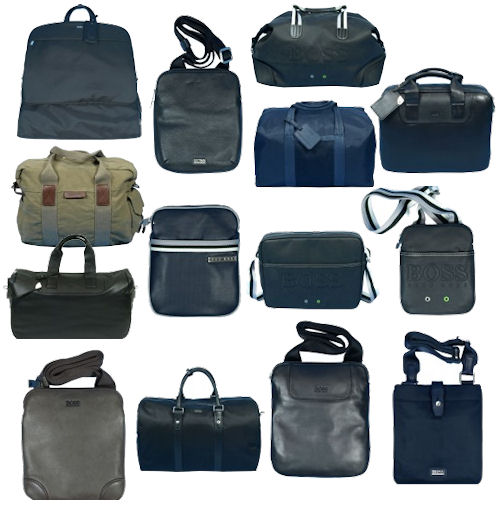 Hugo Boss Holdalls and Shoulder Bags