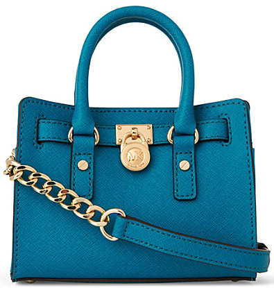 Michael Michael Kors Mini Hamilton Bag