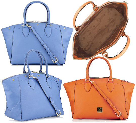 MCM First Lady Tote