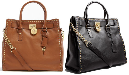 Michael Kors Whipped Hamilton Tote Bag