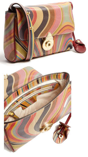 Paul Smith Cale Swirl Bag