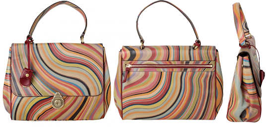 Paul Smith Hugo Swirl Bag