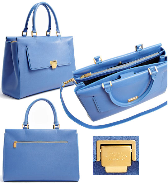 Smythson Grosvenor Collection Tote